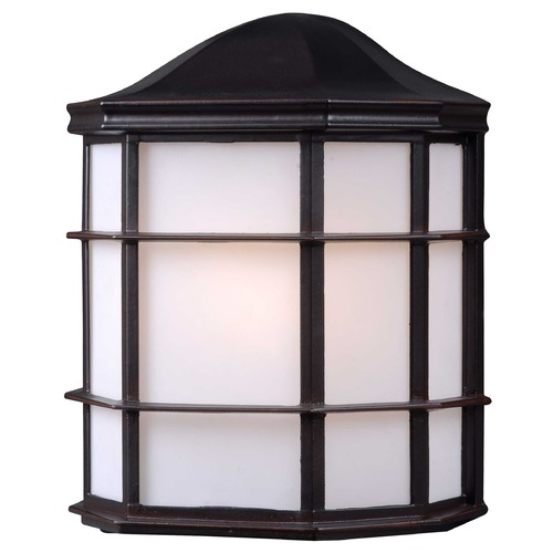 Kenroy Home Lighting Kenroy Home Lighting Alcove Oil Rubbed Bronze Outdoor Wall Light 92053ORB