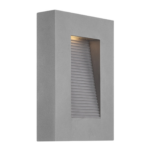 Modern Forms by WAC Lighting Modern Forms Urban Graphite LED Outdoor Wall Light WS-W1110-GH