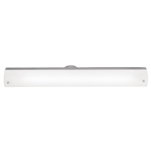 Access Lighting Access Lighting Vail Brushed Steel Dimmable LED Bathroom Light 31000LEDD-BS/OPL