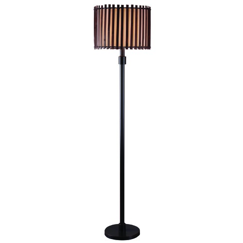Kenroy Home Lighting Kenroy Bora Bronze Outdoor Floor Lamp 32280BRZ
