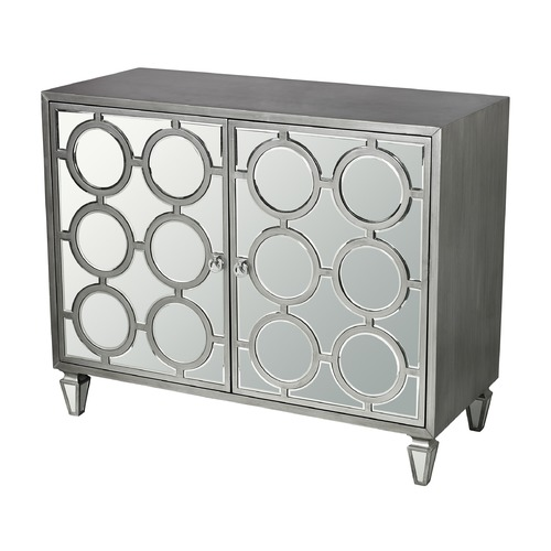 Sterling Lighting Platinum Ring Cabinet 114-150