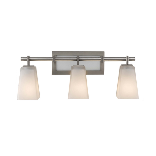 Feiss Lighting Three-Light Vanity Light VS16603-BS