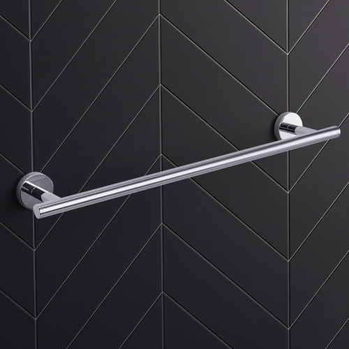 Seattle Hardware Co Seattle Hardware Co Prelude Chrome Towel Bar 18-Inch Center to Center BHW1-18TB-26