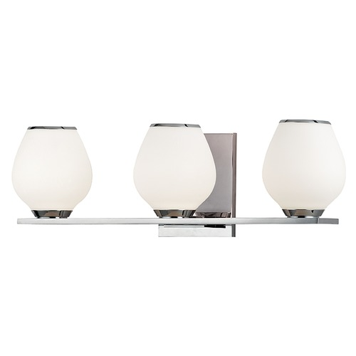 Hudson Valley Lighting Verona 3 Light Bathroom Light - Polished Chrome 1193-PC