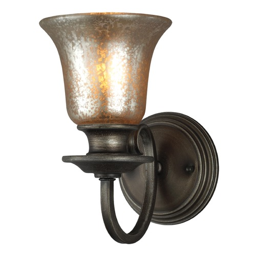 Sea Gull Lighting Sea Gull Lighting Blayne Platinum Oak Sconce 4170401-736