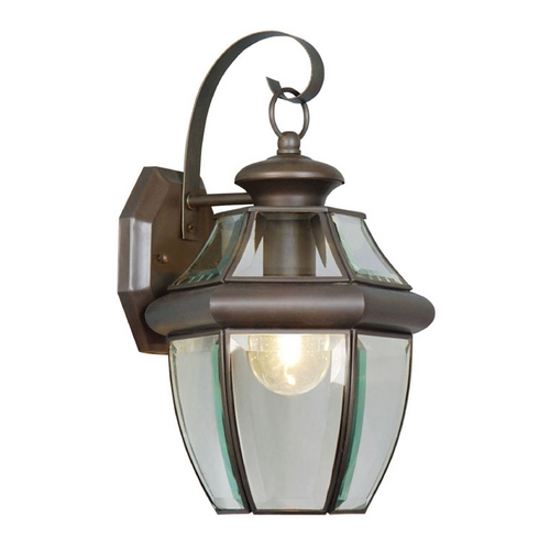 Livex Lighting Livex Lighting Monterey Bronze Outdoor Wall Light 2151-07