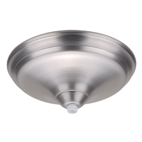 WAC Lighting Wac Lighting Brushed Nickel Ceiling Adaptor QMP-60ERN-1-BN