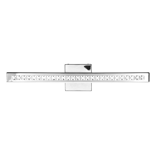 Access Lighting Access Lighting Affluence Chrome Bathroom Light 62450LEDD-CH/CCL