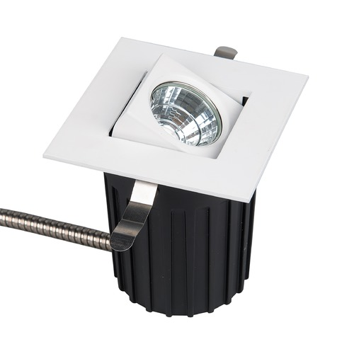 WAC Lighting Wac Lighting Oculux White LED Recessed Kit R2BSA-11-F930-WT
