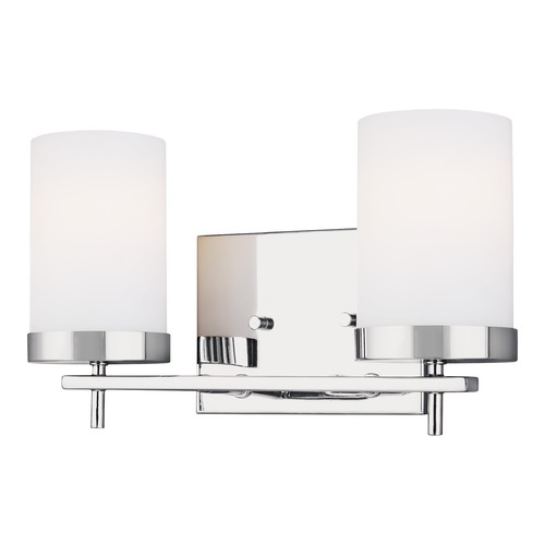 Sea Gull Lighting Sea Gull Lighting Zire Chrome Bathroom Light 4490302-05