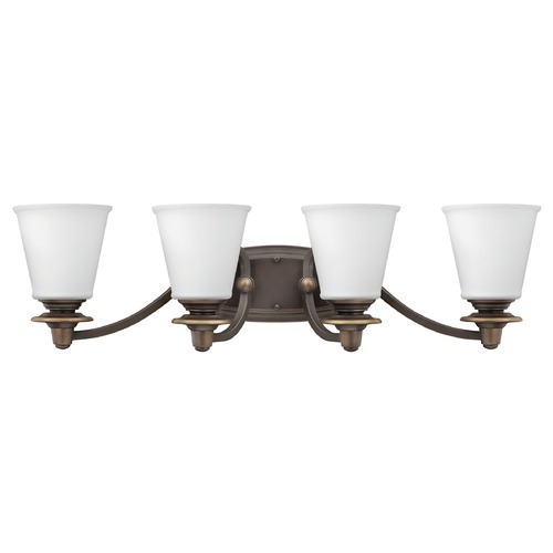 Hinkley Lighting Hinkley Lighting Plymouth Olde Bronze Bathroom Light 54264OB