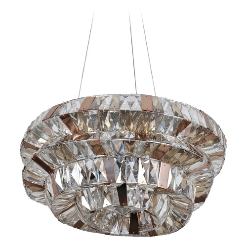 Allegri Lighting Gehry 18in Pendant 026351-010-FR000