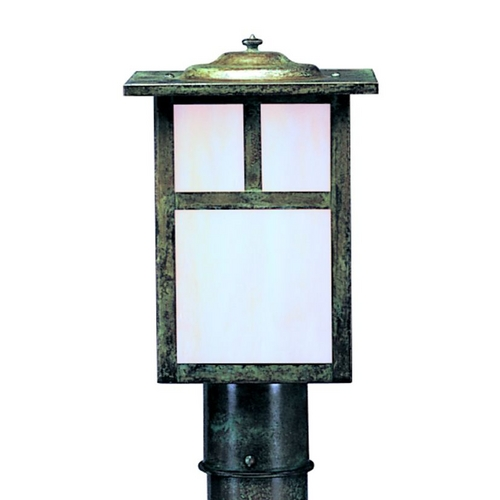 Arroyo Craftsman Lighting Outdoor Post Light MP-7T-VP-WO