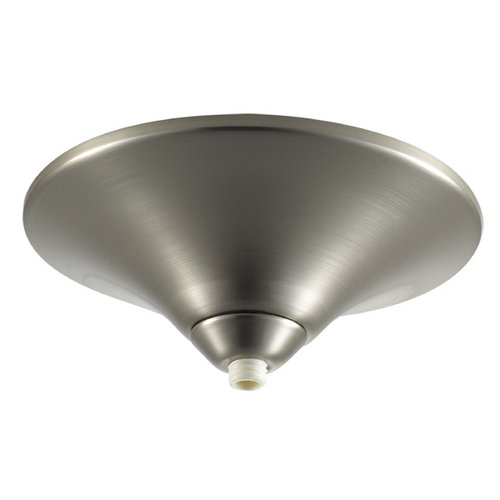 WAC Lighting Wac Lighting Brushed Nickel Ceiling Adaptor QMP-60ERN-BN