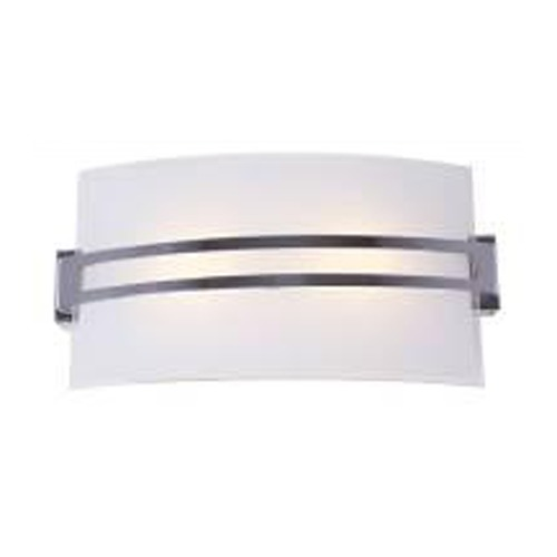 Lite Source Lighting Lite Source Galena Chrome LED Sconce LS-16573