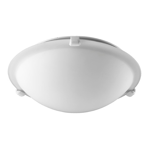 Quorum Lighting Quorum Lighting White Flushmount Light 3000-12106