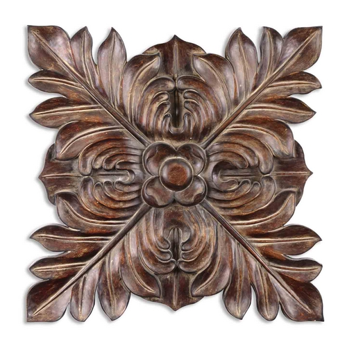 Uttermost Lighting Wall Art in Chestnut Brown Finish 13530
