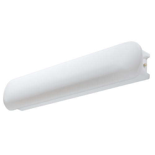 Lithonia Lighting 27-Inch Linear Fluorescent Bathroom Wall Light 11890RE
