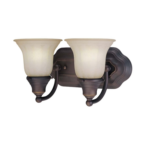 Dolan Designs Lighting Two-Light Bathroom Light 468-78