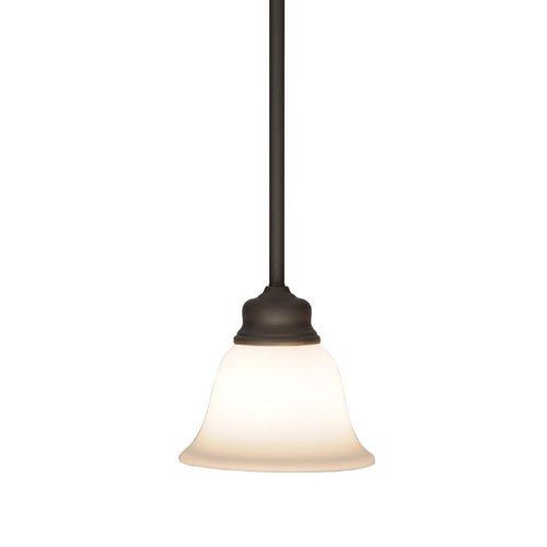 Design Classics Lighting Single-Light Transitional Mini-Pendant 7001-78