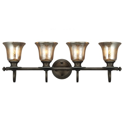 Sea Gull Lighting Sea Gull Lighting Blayne Platinum Oak Bathroom Light 4470404-736