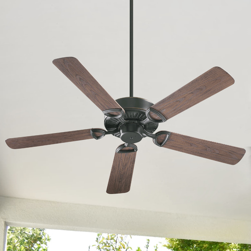 Quorum Lighting Quorum Lighting Estate Patio Old World Ceiling Fan Without Light 143525-95