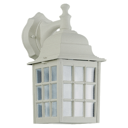 Quorum Lighting Quorum Lighting Thomasville White Outdoor Wall Light 798-6
