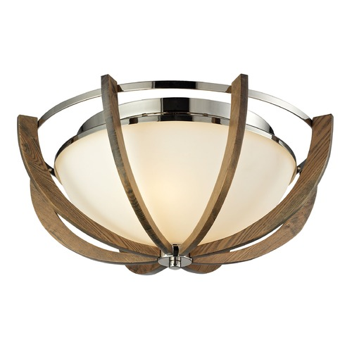 Elk Lighting Elk Lighting Janette Polished Nickel Sconce 31551/3