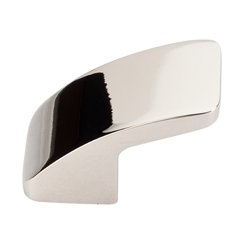Top Knobs Hardware Modern Cabinet Knob in Polished Nickel Finish TK52PN