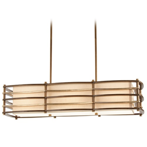 Kichler Lighting Kichler Island Light in Bronze Finish 42061CMZ