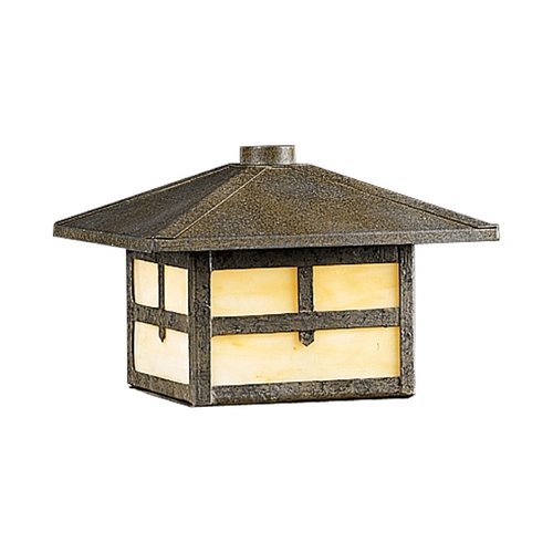 Progress Lighting Progress Lighting Mission Weathered Bronze Path Light P5262-46