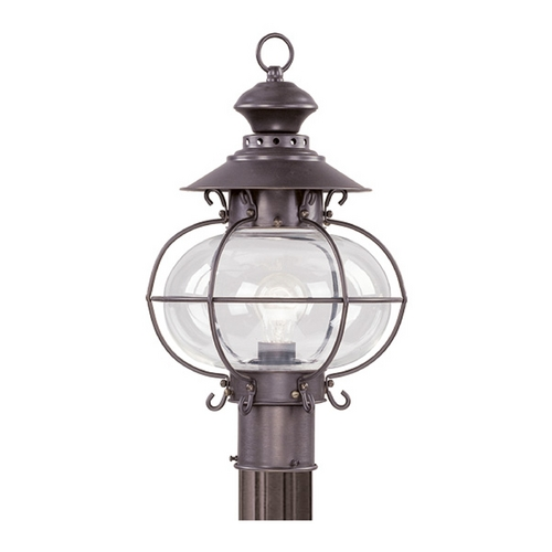 Livex Lighting Livex Lighting Harbor Bronze Post Light 2224-07