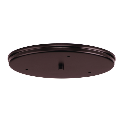 Philips Lighting Ceiling Adaptor in Merlot Bronze Finish F510370