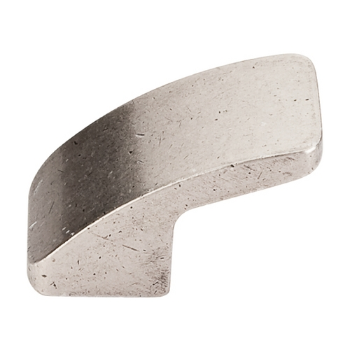 Top Knobs Hardware Modern Cabinet Knob in Pewter Antique Finish TK52PTA