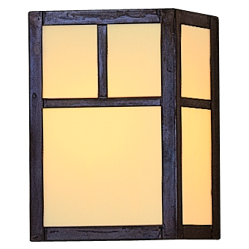 Arroyo Craftsman Lighting Single-Light Sconce MS-8T-BZ-TN