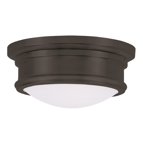 Livex Lighting Livex Lighting Astor Bronze Flushmount Light 7341-07