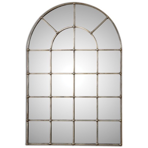 Uttermost Lighting Uttermost Barwell Arch Window Mirror 12875