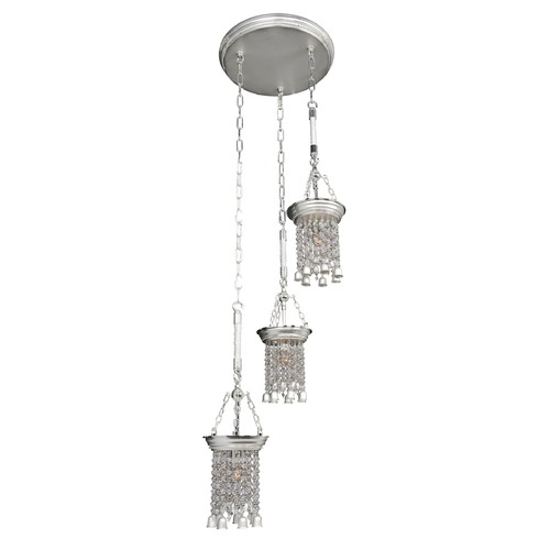 Allegri Lighting Clare 16in Round Pendant 026640-017-FR001