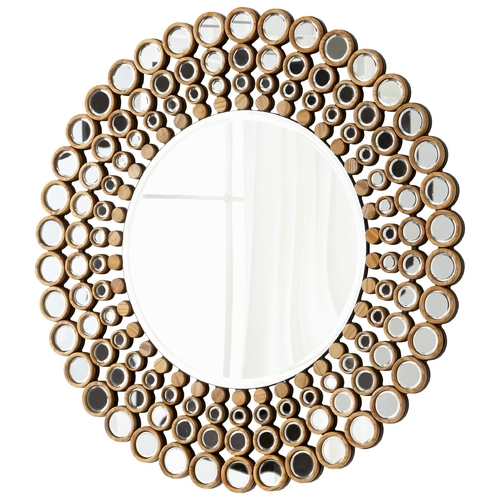 Cyan Design Full Circle Round 46.25-Inch Mirror 05937
