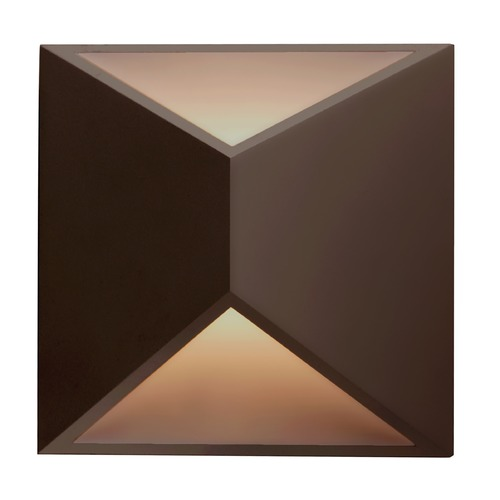 Kuzco Lighting Modern Espresso LED Sconce 3000K 220LM EW60307-ES
