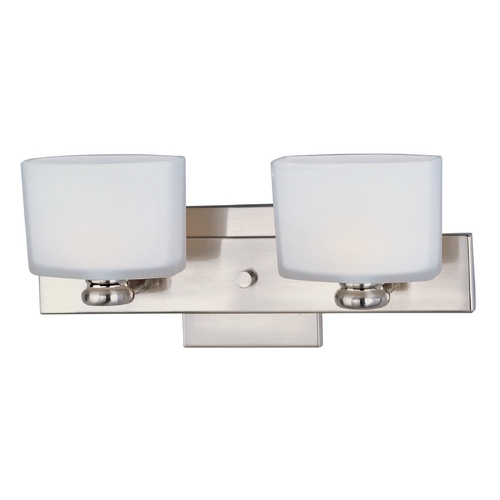 Maxim Lighting Maxim Lighting Essence Satin Nickel Bathroom Light 9002SWSN
