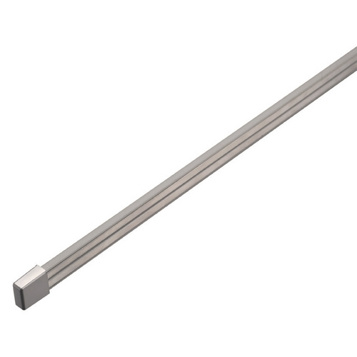 WAC Lighting Wac Lighting Brushed Nickel Rail LM2-T8-BN