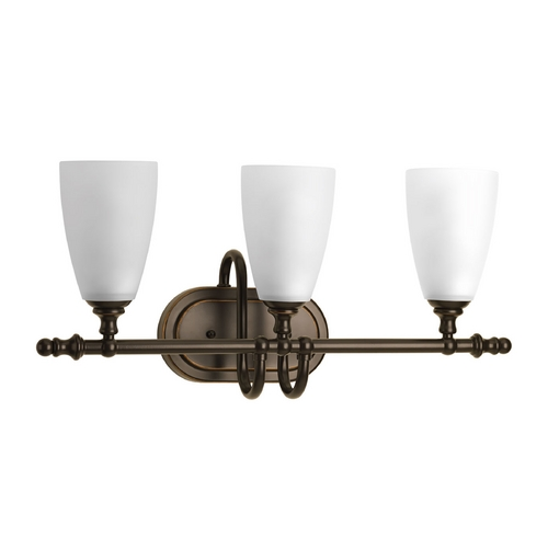 Progress Lighting Progress Lighting Revive Antique Bronze Bathroom Light P2076-20