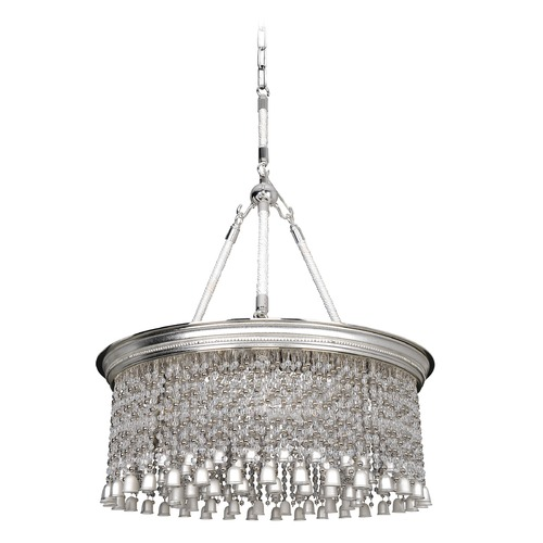 Allegri Lighting Clare 26in Round Pendant 026652-017-FR001
