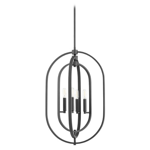 Quorum Lighting Quorum Lighting Noir Pendant Light 8610-4-69