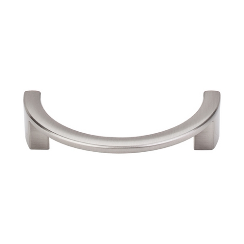 Top Knobs Hardware Modern Cabinet Pull in Brushed Satin Nickel Finish TK53BSN