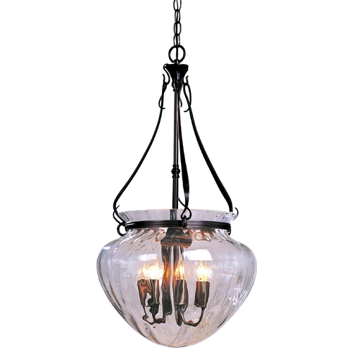Hubbardton Forge Lighting Seven-Light Pendant 121026-07
