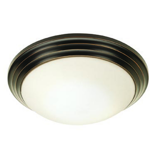 Access Lighting Access Lighting Strata Oil Rubbed Bronze Flushmount Light C20650ORBOPLEN1113BS
