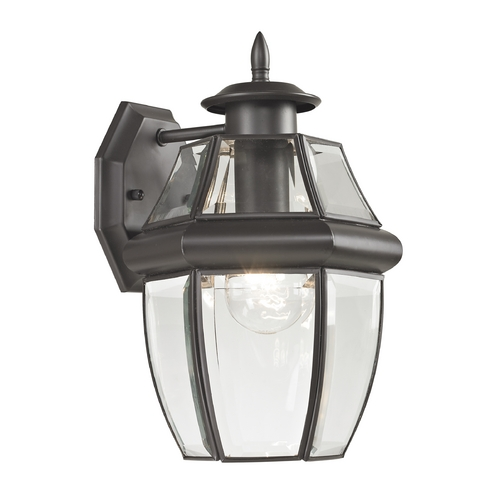 Cornerstone Lighting Cornerstone Lighting Ashford Oil Rubbed Bronze Outdoor Wall Light 8601EW/75