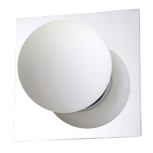 Access Lighting Access Lighting Classic Chrome Sconce 62471LEDD-CH/OPL